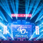 櫻花40演唱會拍攝工作照-14