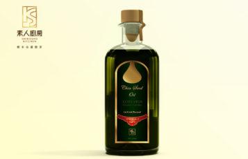 素人廚房-奇亞子油